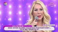 Ahmet Kaya Şarkısını Bir Kez Daha Söyleyen Seda Sayan Yine Kulakları Tırmaladı