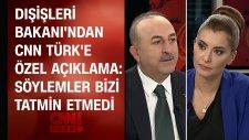 Dışişleri Bakanı'ndan Afrin Operasyonu Açıklaması