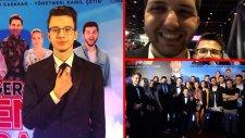 Enes Batur Hayal Mi Gerçek Mi Galasına Gittim