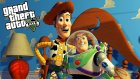 Gta 5 Oyuncak Hikayesi (Toy Story) Modu !