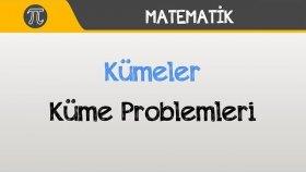 Kümeler - Küme Problemleri