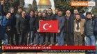 Türk İşadamlarına Kudüs'te Gözaltı