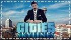 BÜYÜK BAŞKAN ÇALIŞIYOR | Cities : Skylines