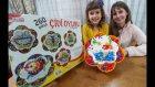 Çivi Oyunu , Çivilerle Şekiller Yap En Güzel Şekli Yapan Kazansın