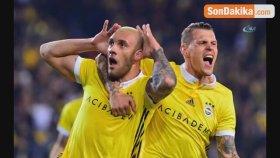 Fenerbahçe - Göztepe Maçından Kareler -1-