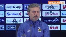 Fenerbahçe-Göztepe Maçının Ardından - Aykut Kocaman (3)