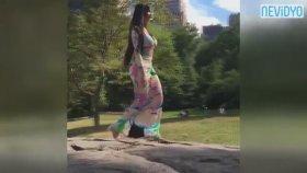 Kardashian'a Benzemek İçin İstanbul'a Gelen Güzel