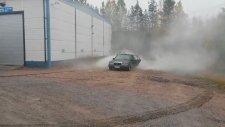 Mercedesi Tank Yıkama Tabancasıyla Yıkamak