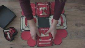 Sevgililer Günü İçin Patlayan Kutu Çekilişi | Exploding Box