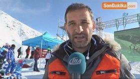 Snowboard Dünya Kupası Renkli Görüntülere Sahne Oluyor