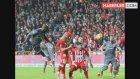 Antalyasporlu El-Kabir, Maça Göbeğiyle Çıktı