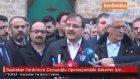 Başbakan Yardımcısı Çavuşoğlu Operasyondaki Askerler İçin Dua Etti