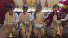 Büşra Gençel Yönetiminde Müzik Kulübü Ritim Çalışması Öğrenci Etkinliği Aykut öğretmen