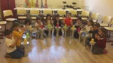Büşra Gençel Yönetiminde Ritim Çalışması İzmirin Dağlarında Tekirdağ Mektebim Okulu