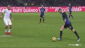 Inter 1-1 Roma (Maç Özeti - 21 Ocak 2018)