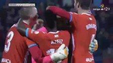 La Liga 2'de Kalecinin Attığı İnanılmaz Gol