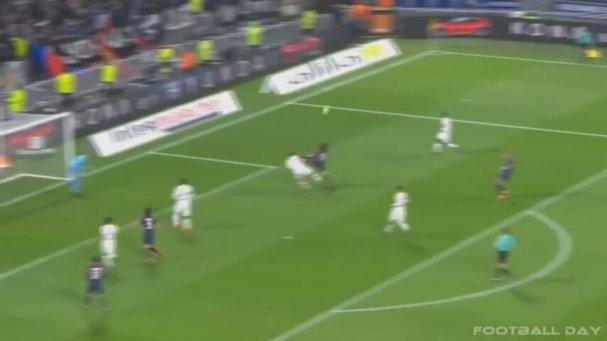 Lyon 2-1 PSG (Maç Özeti - 21 Ocak 2018)