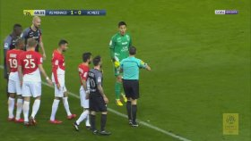 Monaco'dan harika goller | Monaco 3-1 Metz (ÖZET)