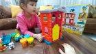 Play Doh Town Oyun Hamuru İtfaiyeci Kurtarma Seti. Eğlenceli Çocuk Videosu, Toys Unboxing