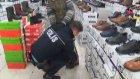 Polis Memuru Terlikle Dolaşan Engelliye Ayakkabı Aldı