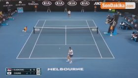 Avustralya Açık'ta Djokovic 4. Turda Elendi