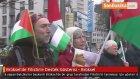Brüksel'de Filistin'e Destek Gösterisi - Brüksel