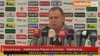 Kayserispor - Galatasaray Maçının Ardından - Galatasaray Teknik Direktörü Fatih Terim