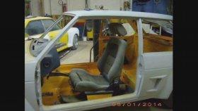 Murat 131'in Fiat 131 Abarth'a Dönüşümü (Aşırı Nostalji İçerir)