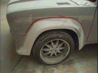 Murat 131'in Fiat 131 Abarth'a Dönüşümü