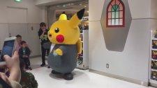 Pikachu'nun İmajı Çizdirmesi