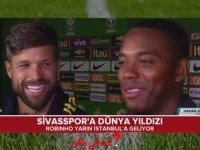 Robinho'nun Sivasspor ile Anlaşması