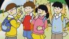 Sağ Elimde Beş Parmak Kesintisiz Çocuk Şarkısı