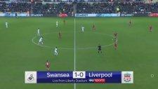 Swansea City 1-0 Liverpool (Maç Özeti - 22 Ocak 2018)