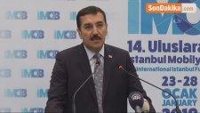 Bakan Bülent Tüfenkci: