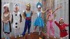 Kostüm Challenge, Olaf, Kar Kızı, Noel Baba, Sindirella, Külkedisi Dansçı, Alaaddin,