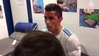 Ronaldo'nun Kanlar İçindeki Görüntüleri Yayınlandı!