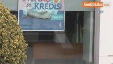 Bahçeşehir'de Silahlı Banka Soygunu