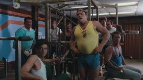Polis Akademisi 6 (1989) - Spor Salonu Sahnesi