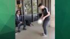 Ronaldinho'yu etkilemeyi başardı