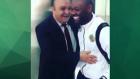 "Vagner Love'dan ""Come to Beşiktaş"" tepkisi"