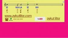 Fenerbahçe Marşının Notası Trompet Melodika Blok Flüt Piyano Aykut Öğretmen