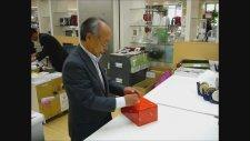 Japon Hediye Paketi Hazırlama