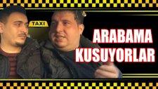 1 500 Tl'ye Saç Boyası - Meslek Muhabbetleri - Taksici