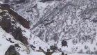 Kara Şahin Helikopterinin Mehmetçikleri Selamlaması