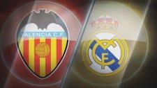 Real Madrid - Valencia Maçı Öncesinde 5 Detay