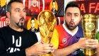 Dünyada En Çok Kupası Olan Kulüpler Challenge ! Sesegel Pesdraft 18