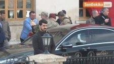 Genelkurmay Başkanı Akar Kilis'te Zeytin Dalları ile Karşılandı
