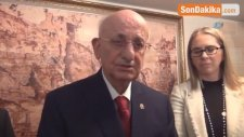 TBMM Başkanı Kahraman, 'Zeytin Dalı Harekatı'nı Değerlendirdi