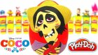 Coco Filmi Hector Sürpriz Yumurta Oyun Hamuru Play Doh
