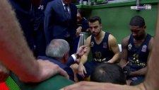 Obradovic'in Melih Mahmutoğlu'na Attığı Tokat